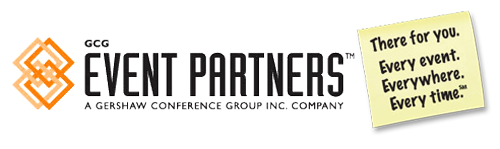 GCG Event Partners Logo